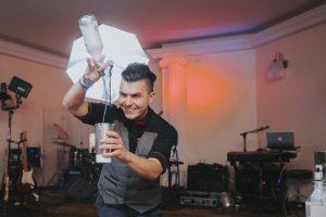 Barman na wesele i imprezę
