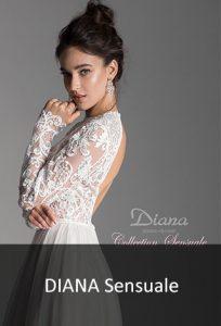 Kolekcja DIANA Sensuale - Suknia Ślubna Rzeszów